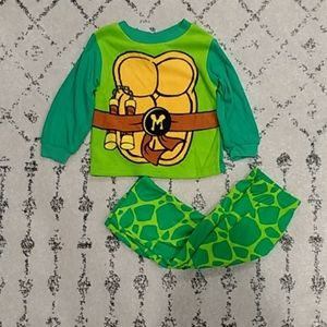 Teenage Mutant Ninja Turtles Fleece Pajama Set